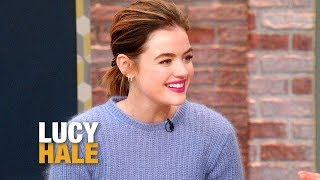 Lucy Hale On Whether Or Not She'd Make An Appearance In The New