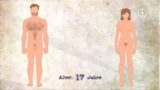 FWU - Entwicklung der Geschlechtsmerkmale: Vom Kind zum Erwachsenen