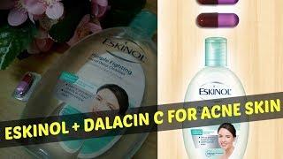 Eskinol And Dalacin C