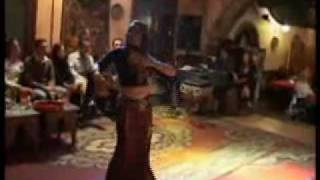 Maryem, danza del ventre, belly dance from Italy part 1
