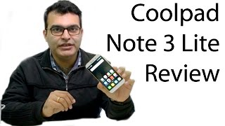 Coolpad Note 3 Lite Review- Is It Worth The Price?