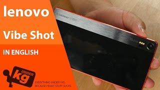 [EN] Lenovo Vibe Shot Unboxing [4K]
