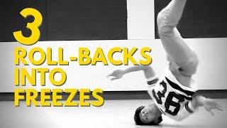 3 Roll-Backs Into Freezes