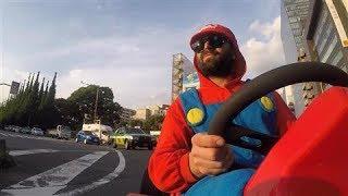 Go-Kart Tours Turn Heads in Japan