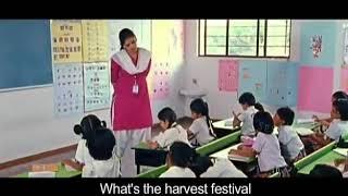 Baby sara school comedy
