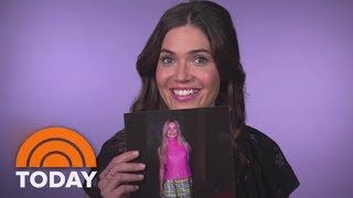 Mandy Moore Looks Back On Her Teenage Style With Red Carpet Flashback!  | TODAY