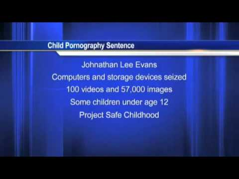 57,000 images of child porn lead to 10 year prison sentence