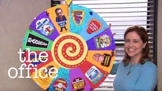 The Chore Wheel! - The Office US