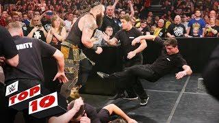 Top 10 Raw moments: WWE Top 10, November 5, 2018
