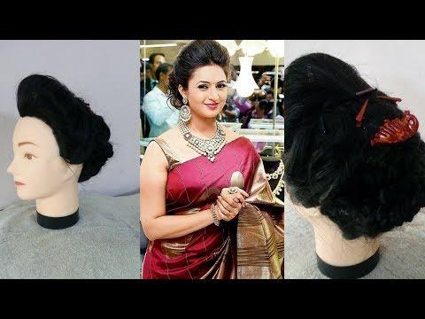 Xxx Mp4 4 Ishita Bhalla Divyanka Tripathi YHM Inspired Braided Bun With Front Puff Hairstyle 3gp Sex