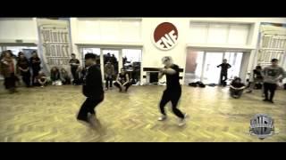 FNF WINTER DANCE INTENSIVE 2012 -  Maniek & Rebil Class (#1)