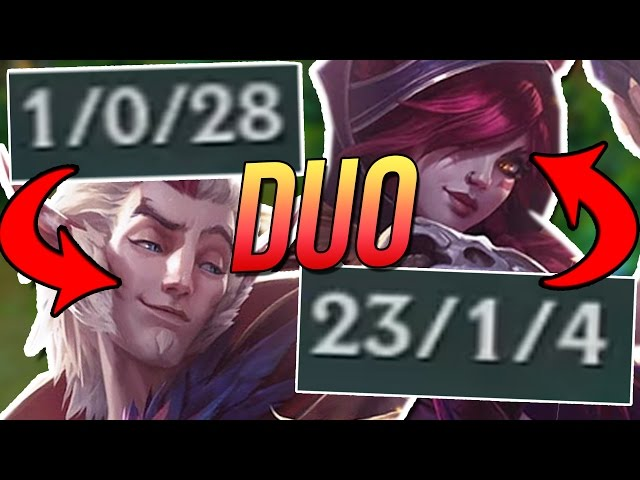 XAYAH & RAKAN DUO 2v5 PENTA 100% NERF AFTER THIS ft. PantsAreDragon - League of Legends