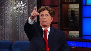 Jon Stewart Reads Trump