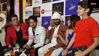 Jannat Zubair Rahmani's  & Faisal Shaikh Aka Faisu Full Interview At Song Launch of Tere Bin Kive