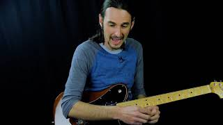 Long Cool Woman in a Black Dress Guitar Lesson