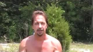 Florida man displays HUGE COCK in public video!  MUST SEE VIDEO!