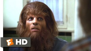 Teen Wolf (3/10) Movie CLIP - First Wolf-Out (1985) HD
