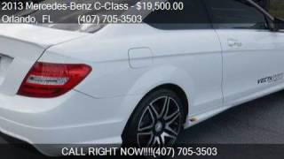 2013 Mercedes-Benz C-Class C 250 2dr Coupe for sale in Orlan
