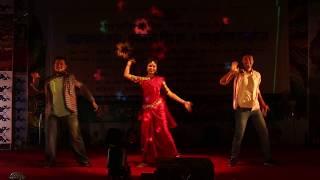 Dance by Bindu, Joya & Saiem || Prize Giving Ceremony of Annual Cultural Function 2018