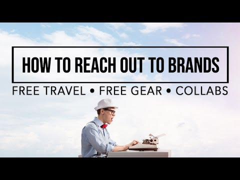 How To Reach Out To Brands • A MUST WATCH for Creators