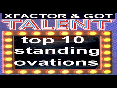 TOP 10 GOT TALENT X FACTOR Auditions Worldwide Best Ever Singing Talents BGT US UK AU