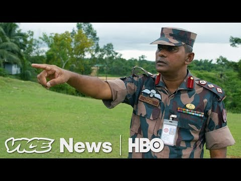 Xxx Mp4 Rohingya Refugees Riding Out Irma VICE News Tonight Full Episode HBO 3gp Sex