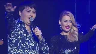 Arminka & Arman Hovhannisyan - Ays Gisher / Live in Concert Nokia Theater 2014 /