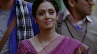 English Vinglish | Full Title Track (Female Version) | Sridevi