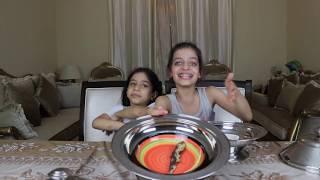 الأكل الحقيقي ضد الجيلاتين !!  وأكتر لا يفوتكم  بكت ميرا !|Real Food Vs Gummy Food
