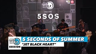 "5 Seconds of Summer ""Jet Black Heart"" 