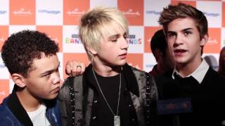 IM5 Talks About Ideal Girls at Preview to 'Paradise' Listening Party