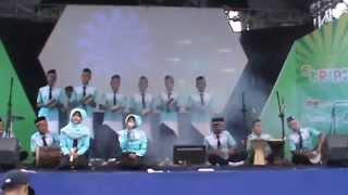 Festival Group Marawis Islamic Centre Limbangan (Himkam)