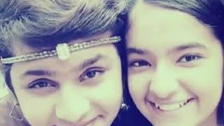 Dev Joshi and anushka sen love