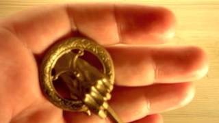 Game of Thrones: Hand of the King Pin / Brooch (HBO Dark Horse) Unboxing and Review