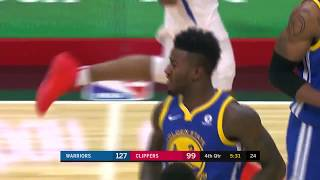 Golden State Warriors vs Los Angeles Clippers: October 30, 2017