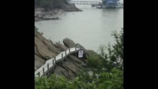 20090523 Shanghai - Jiangyyin City; China Fasten; Yantze River Video 2