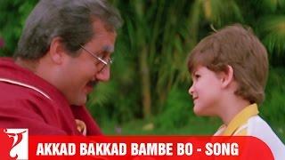 Akkad Bakkad Bambe Bo - Full Song | Vijay