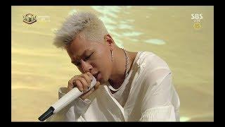 TAEYANG - 'DARLING' 0820 SBS Inkigayo