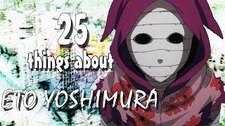 25 things about One Eyed Owl   Eto Yoshimura