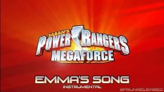 Power Rangers Megaforce - Unreleased Music: 11 Emma's Song (Instrumental)