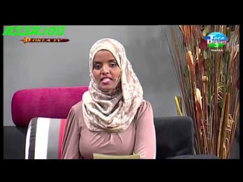 Djibouti: DOKLA TV avec Sadia Mahamoud                  19/02/2016