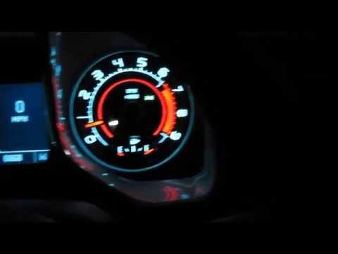 2010 Camaro interior lighting