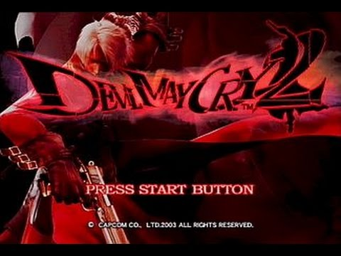 Devil May Cry 2 HD All Bosses