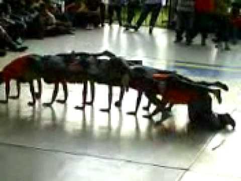 tabla ritmica Pirámides