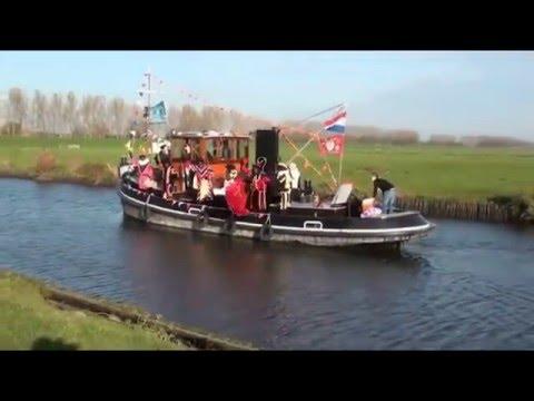 Sinterklaas bloopers 2015