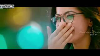 Chaloo movie | choosi chudangane video song  | Naga shourya | Rashmika Mandanna || DJ Editz