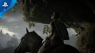 Shadow of the Colossus – Paris Games Week 2017 Trailer   PS4
