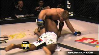 Van Zyl vs Mikixi Fight EFC AFRICA 09