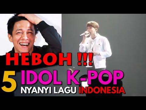 Xxx Mp4 Bikin Histeris Penampilan Bintang Korea Selatan Nyanyi Lagu Indonesia 3gp Sex