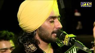 Satinder Sartaaj Live Performance   Baba Sheikh Farid Mela 2015   Song